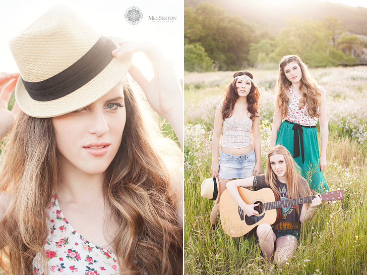 high school senior photos in Walnut Creek