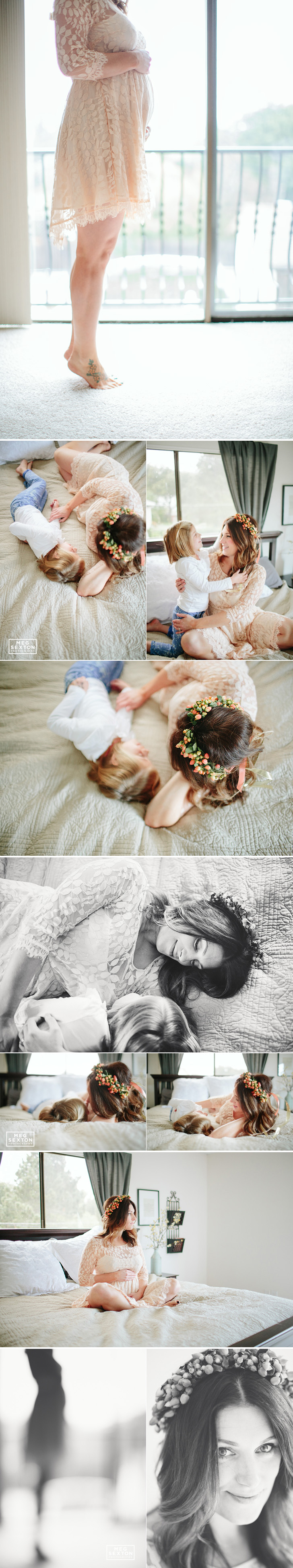 lifestyle maternity photos