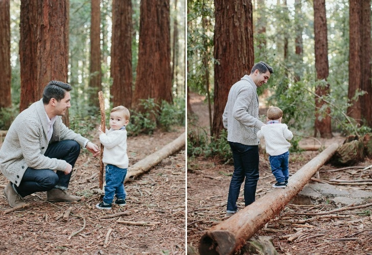 Meg Sexton Photography, family photographer, family session, Northern California family photographer, Bay Area family photographer, San Francisco family photographer, wedding photographer, lifestyle photographer, woods, rustic, outdoor, Meg Sexton